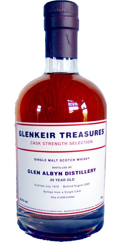 Glen Albyn 1979 TWS