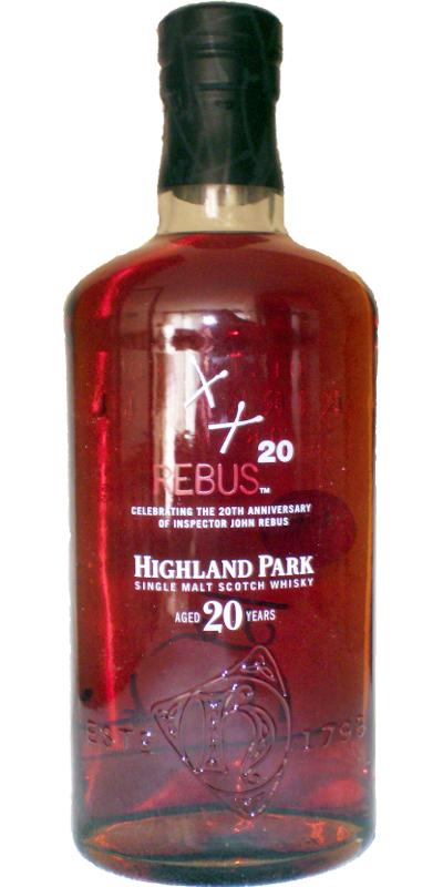 Highland Park Rebus 20