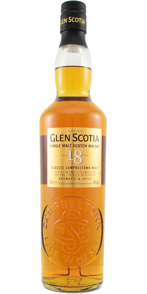 Glen Scotia 18-year-old