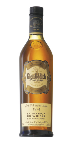 Glenfiddich 1974 Private Vintage