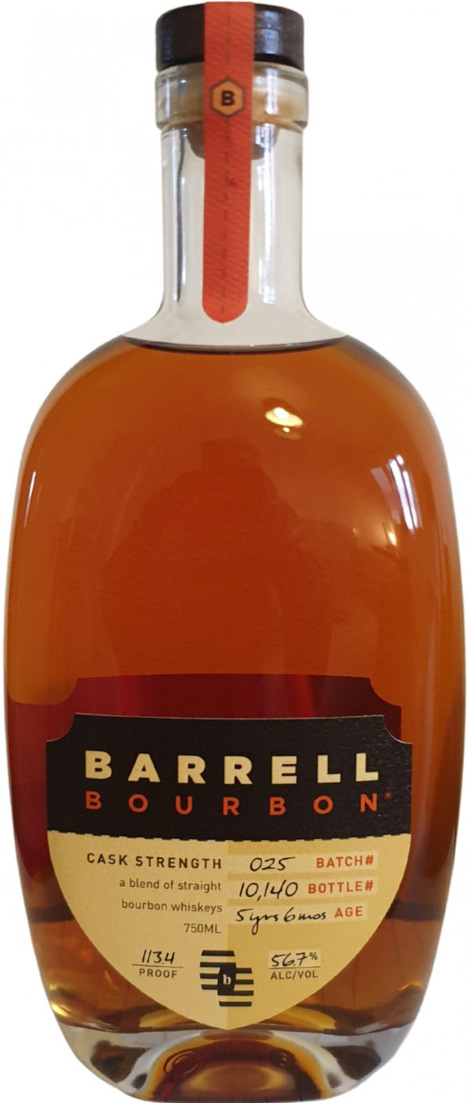 Barrell Bourbon 05-year-old