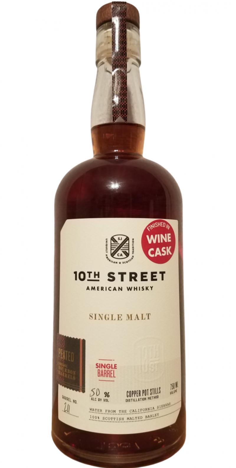 10th Street Single Malt