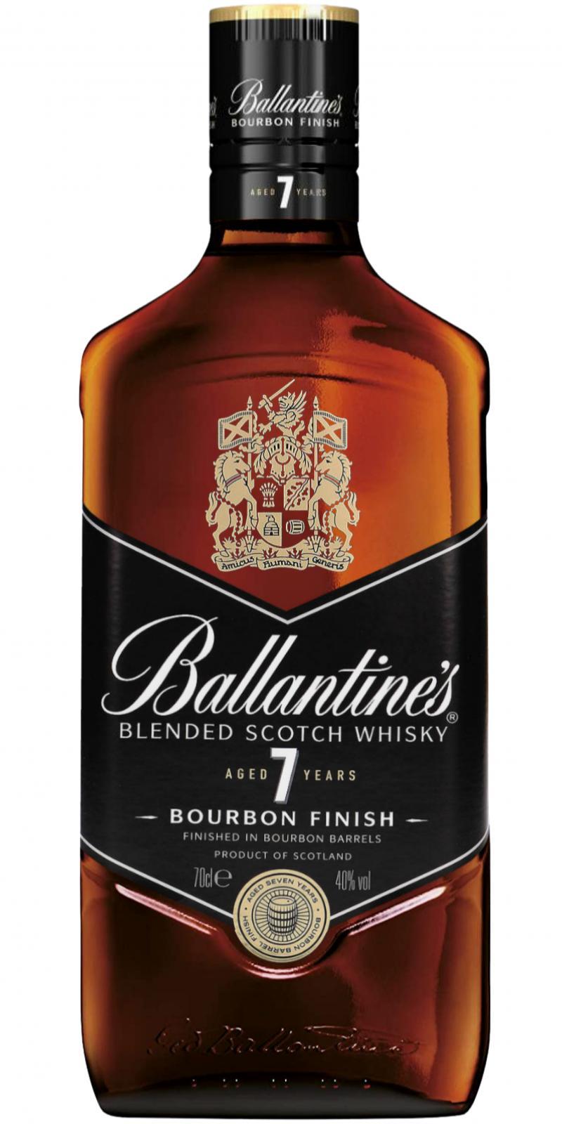 Ballantine's 07-year-old