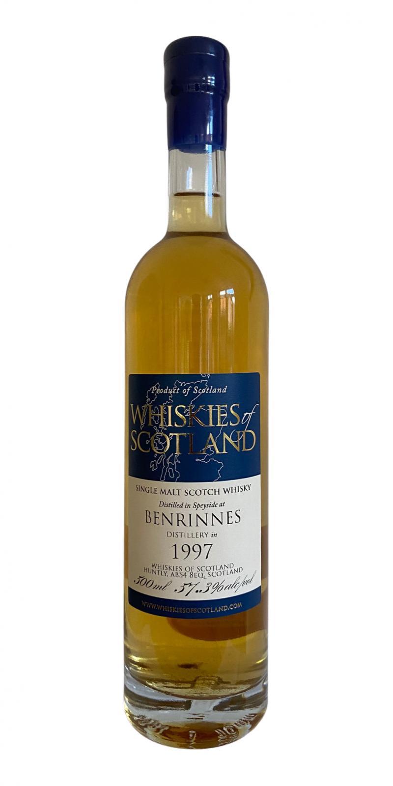 Benrinnes 1997 SMD