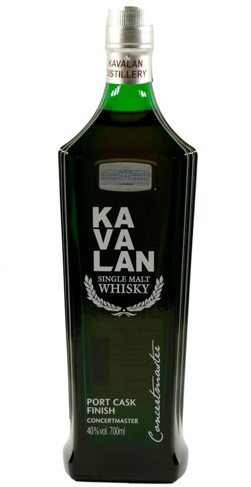 Kavalan Concertmaster