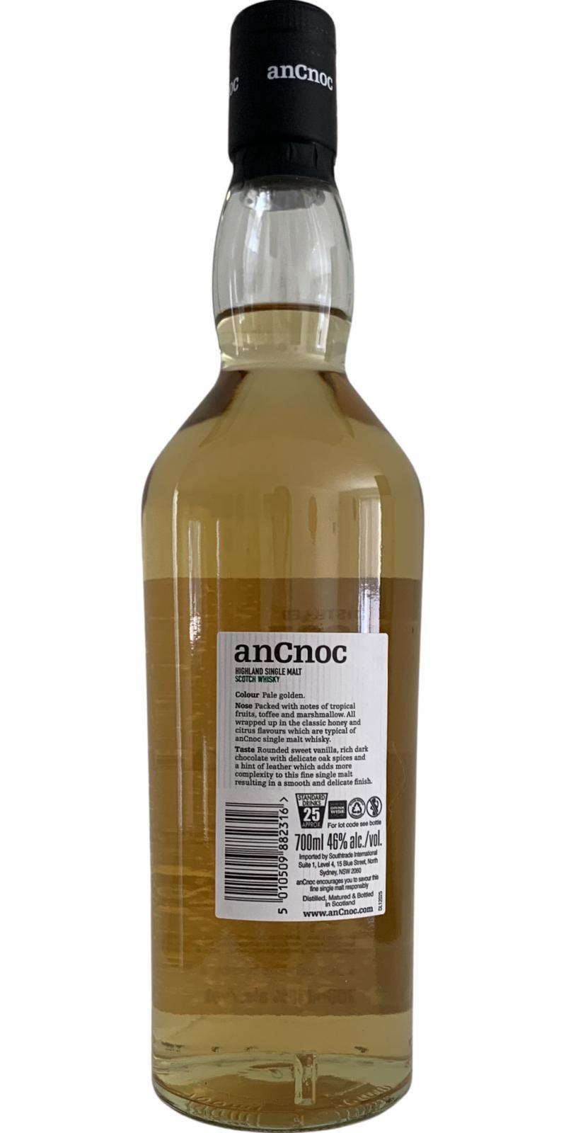 An Cnoc 2007