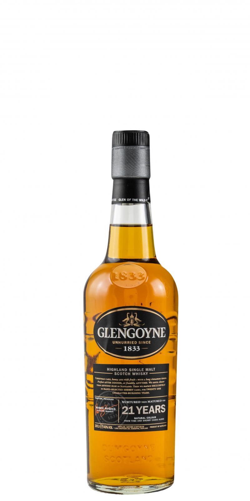 Glengoyne 21-year-old