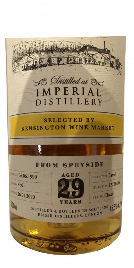 Imperial 1990 ElD