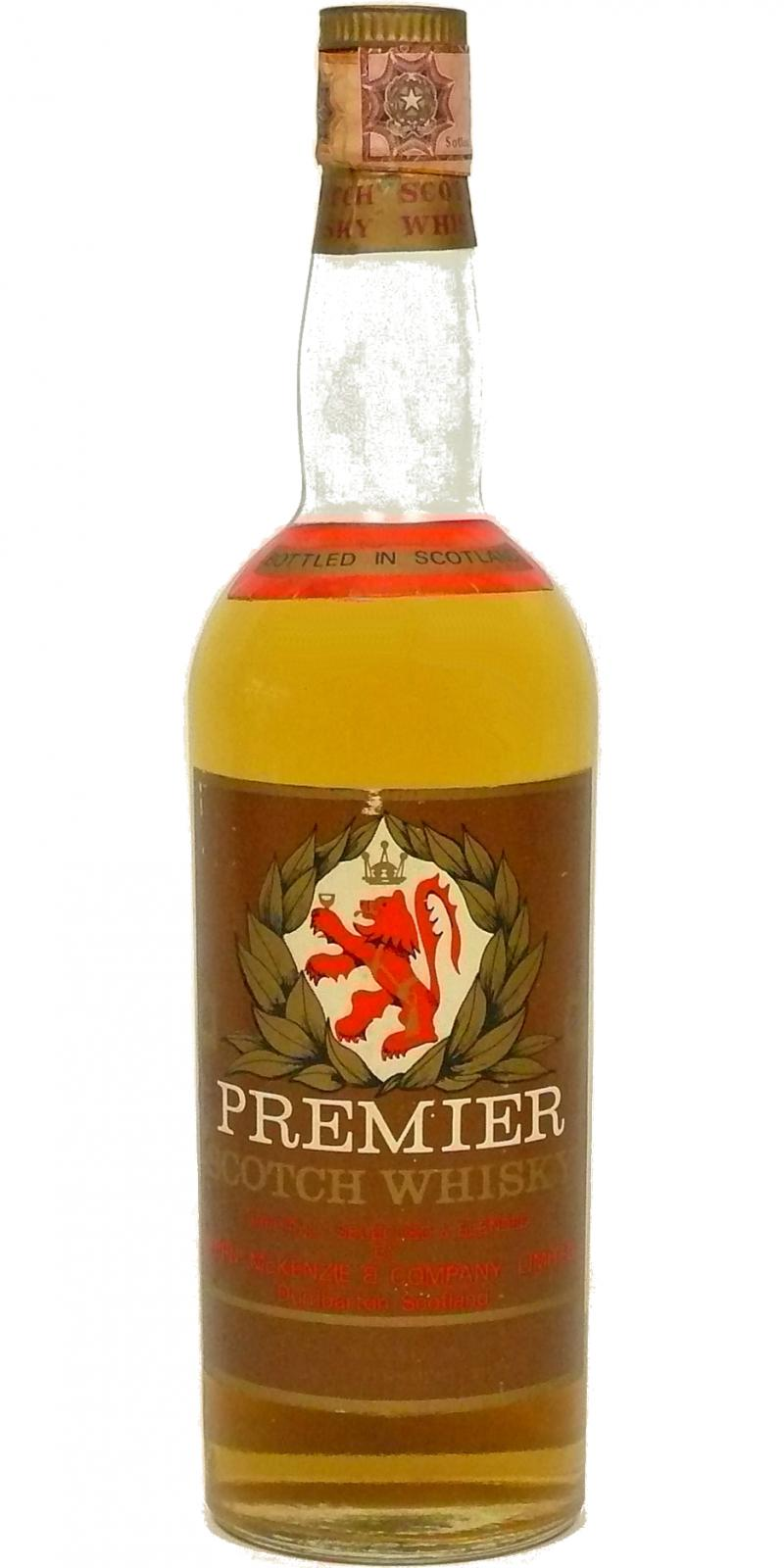 Premier Scotch Whisky
