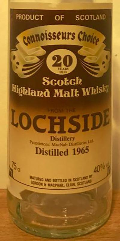 Lochside 1965 GM