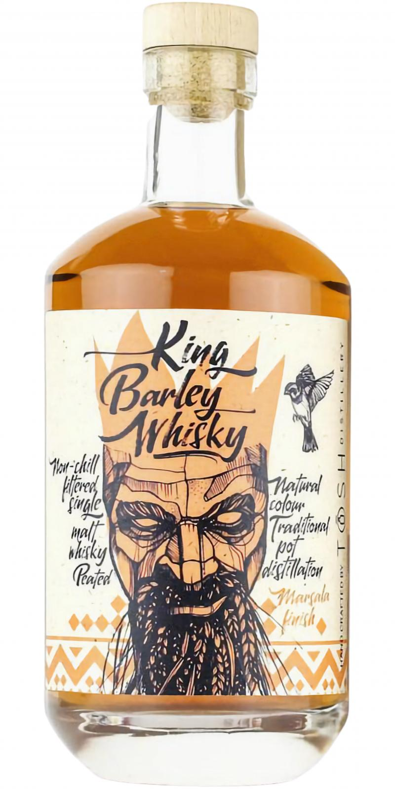 King Barley Whisky