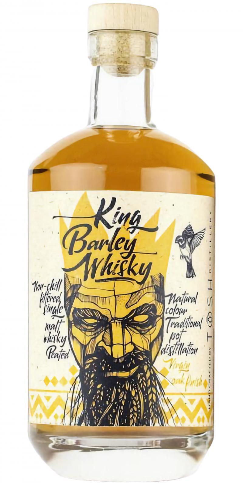 King Barley Whisky