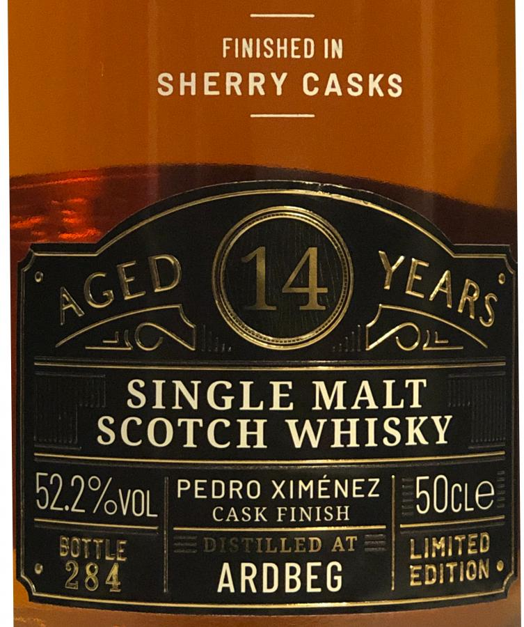 Ardbeg 14-year-old MoM