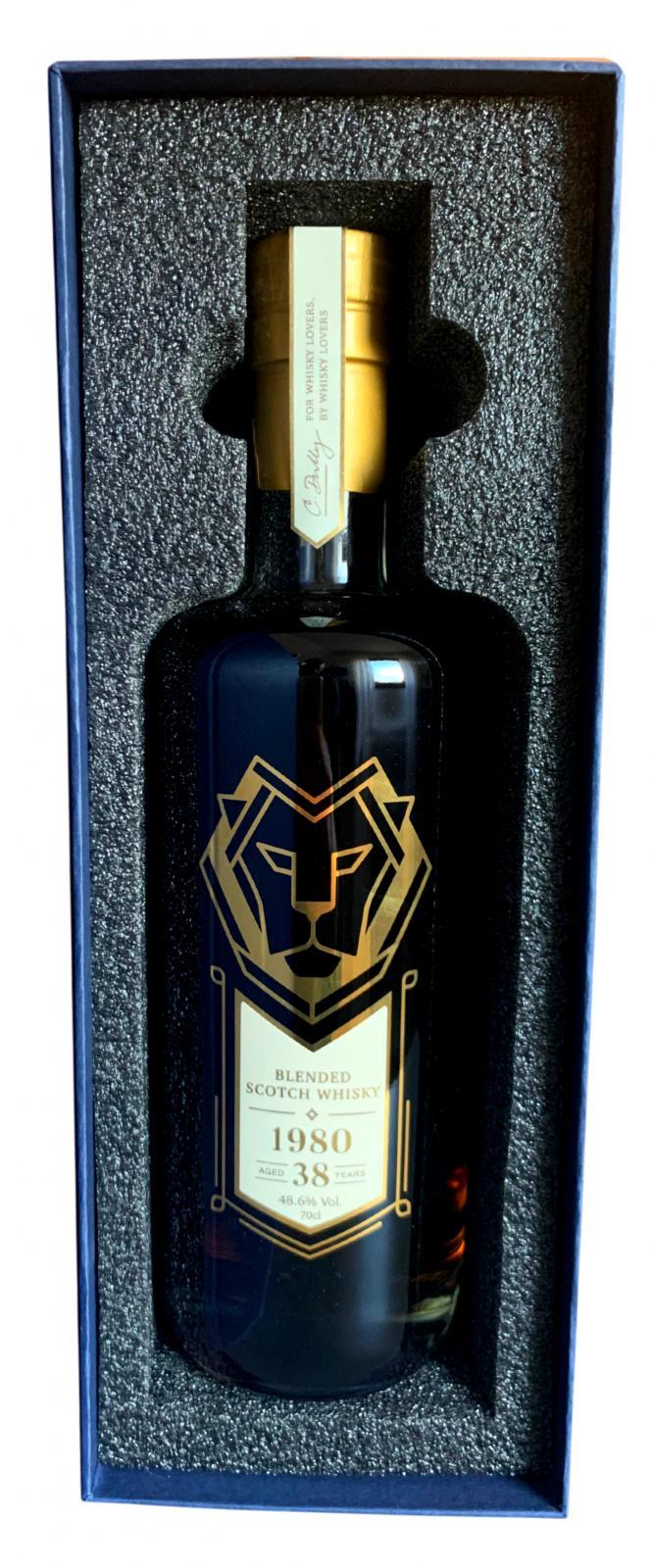 Blended Scotch Whisky 1980 CDuS