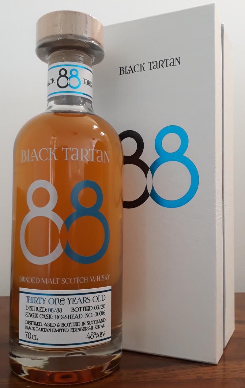 Black Tartan 1988
