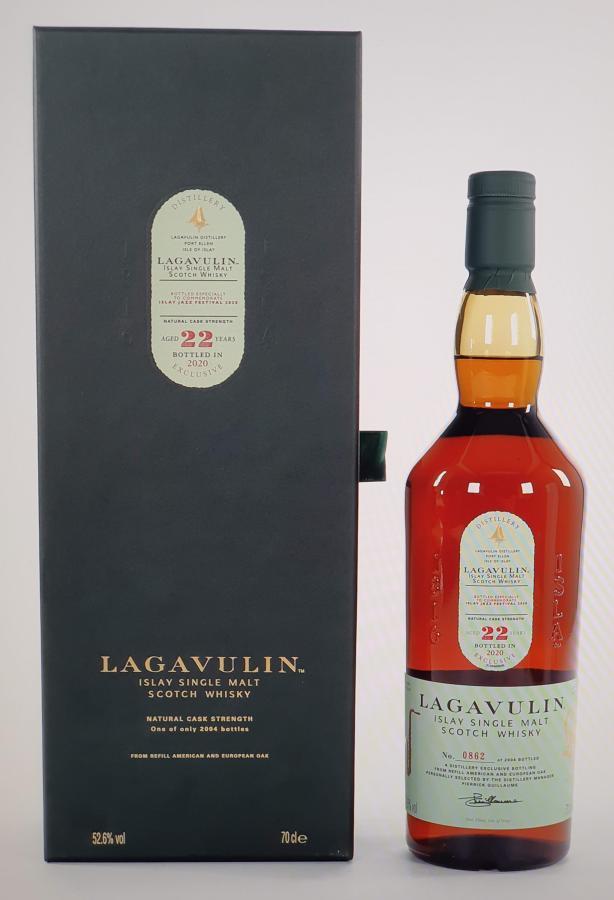 Lagavulin 22-year-old