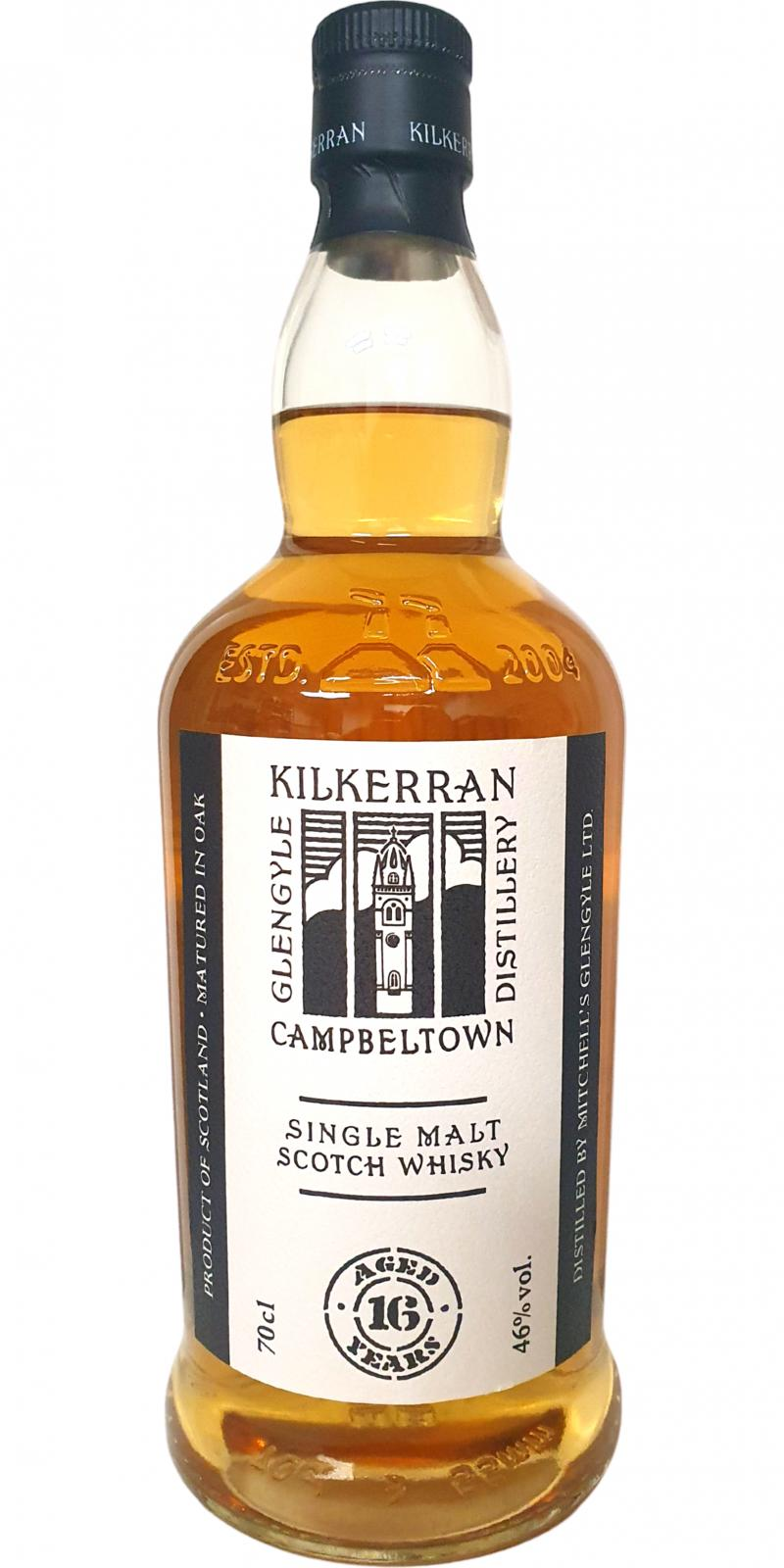 Kilkerran 16-year-old