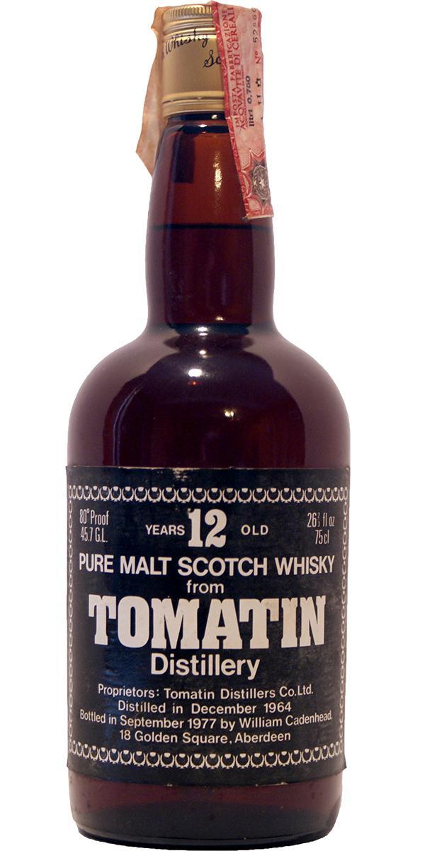 Tomatin 1964 CA