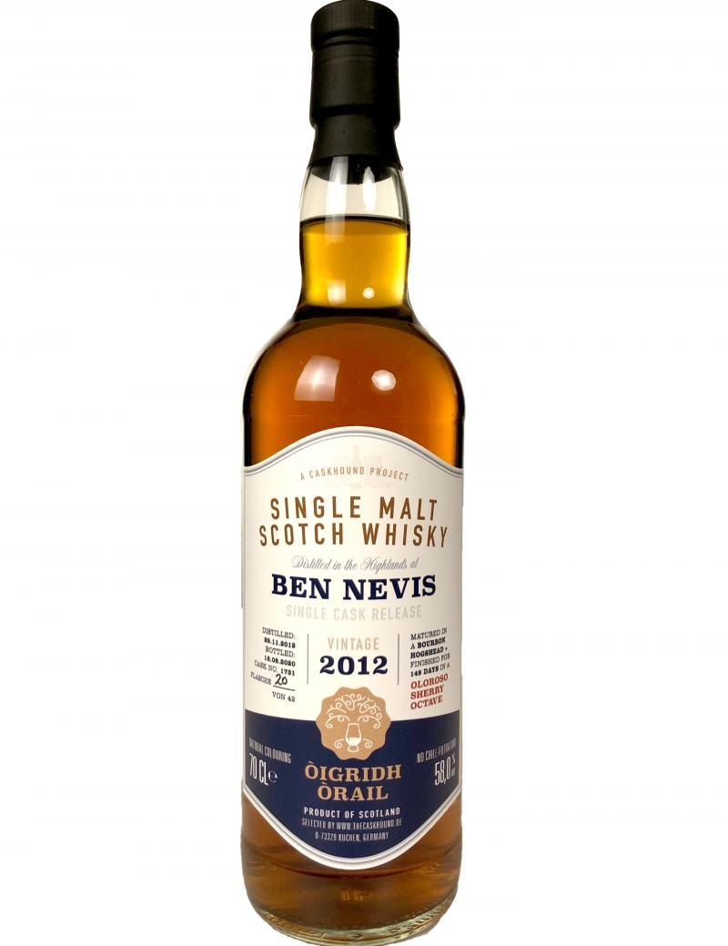 Ben Nevis 2012 TCaH