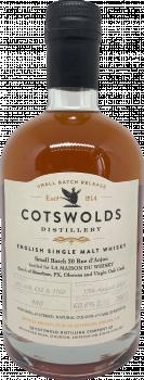 Cotswolds Distillery Small Batch 20 rue d'Anjou