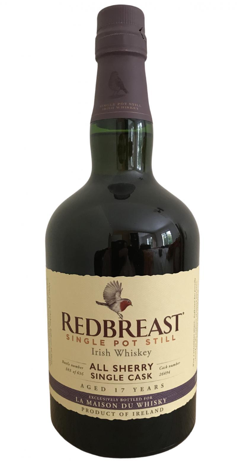 Redbreast 2001