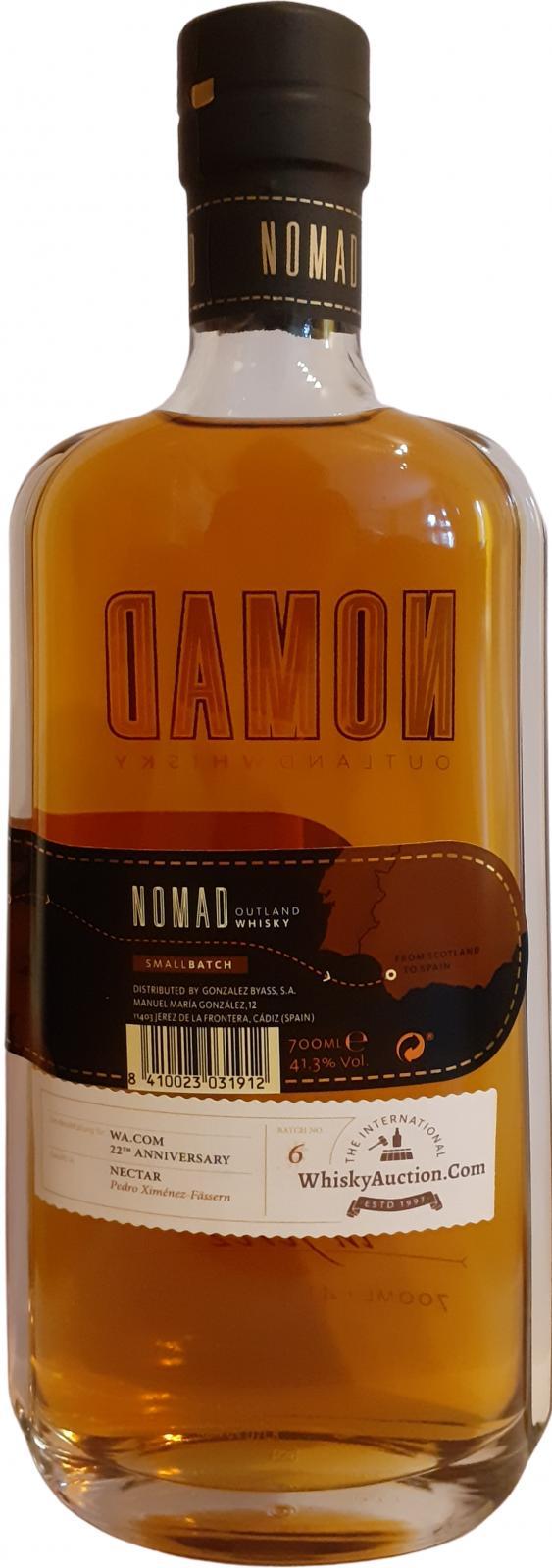 Nomad Outland Whisky