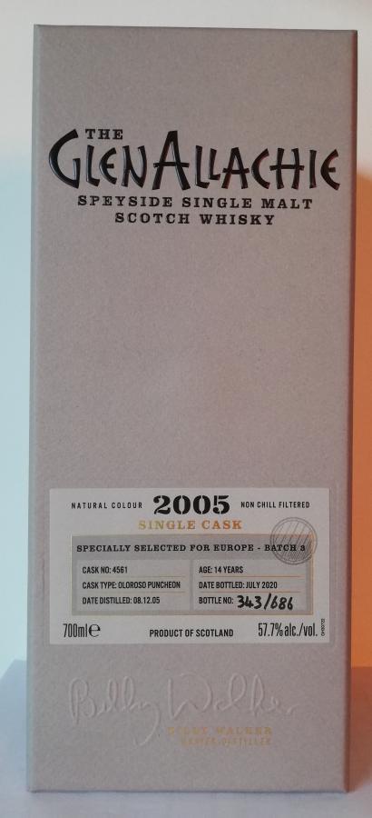 Glenallachie 2005