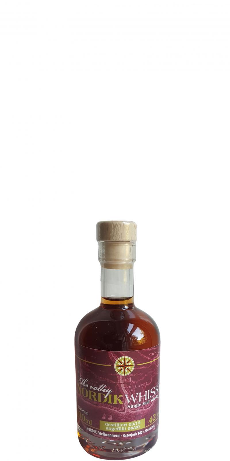 Elbe-Valley NORDIK Whisky 2015