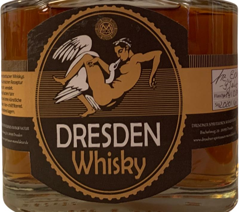 Dresdner Whisky 09-year-old