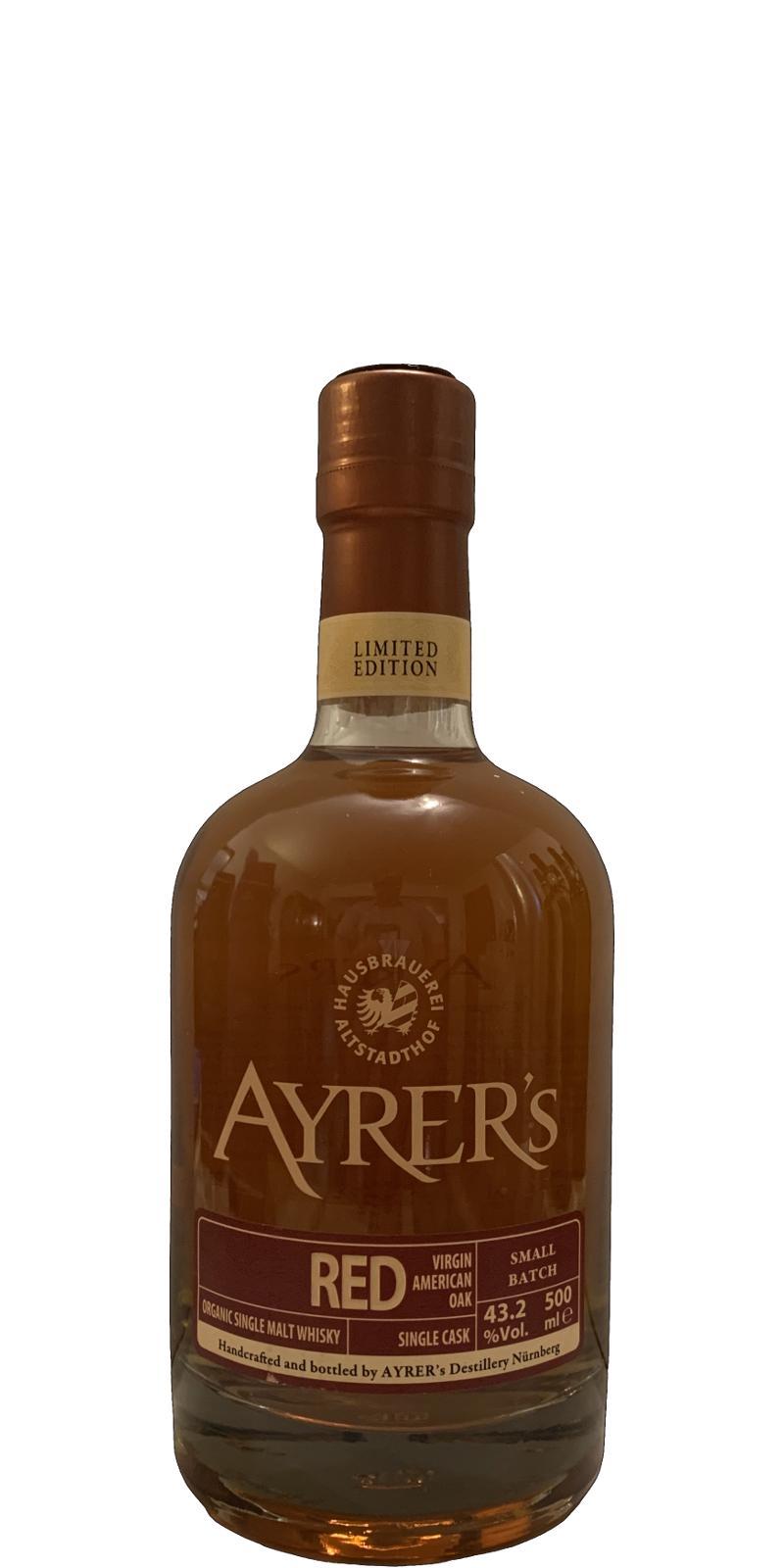 Ayrer's 2016
