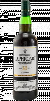 Laphroaig 30-year-old