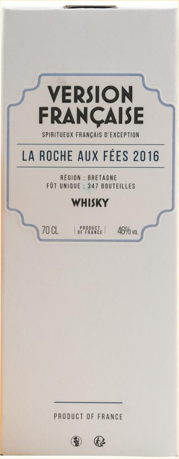 La Roche aux Fées 2016 LMDW