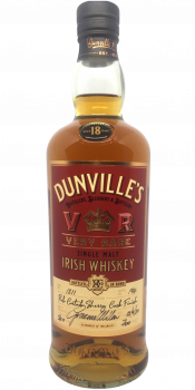 Dunville's 18-year-old Ech