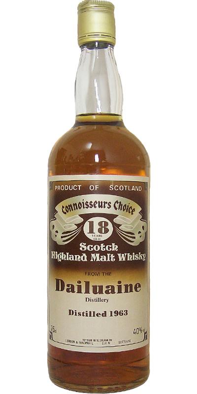 Dailuaine 1963 GM