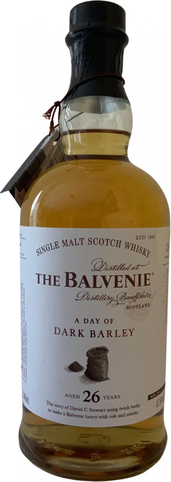 Balvenie 26-year-old