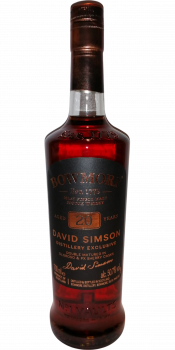 Bowmore 20-year-old