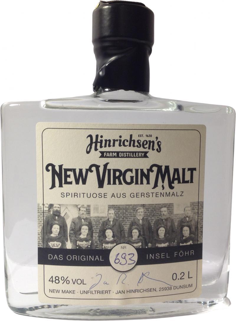 Hinrichsen's New Virgin Malt