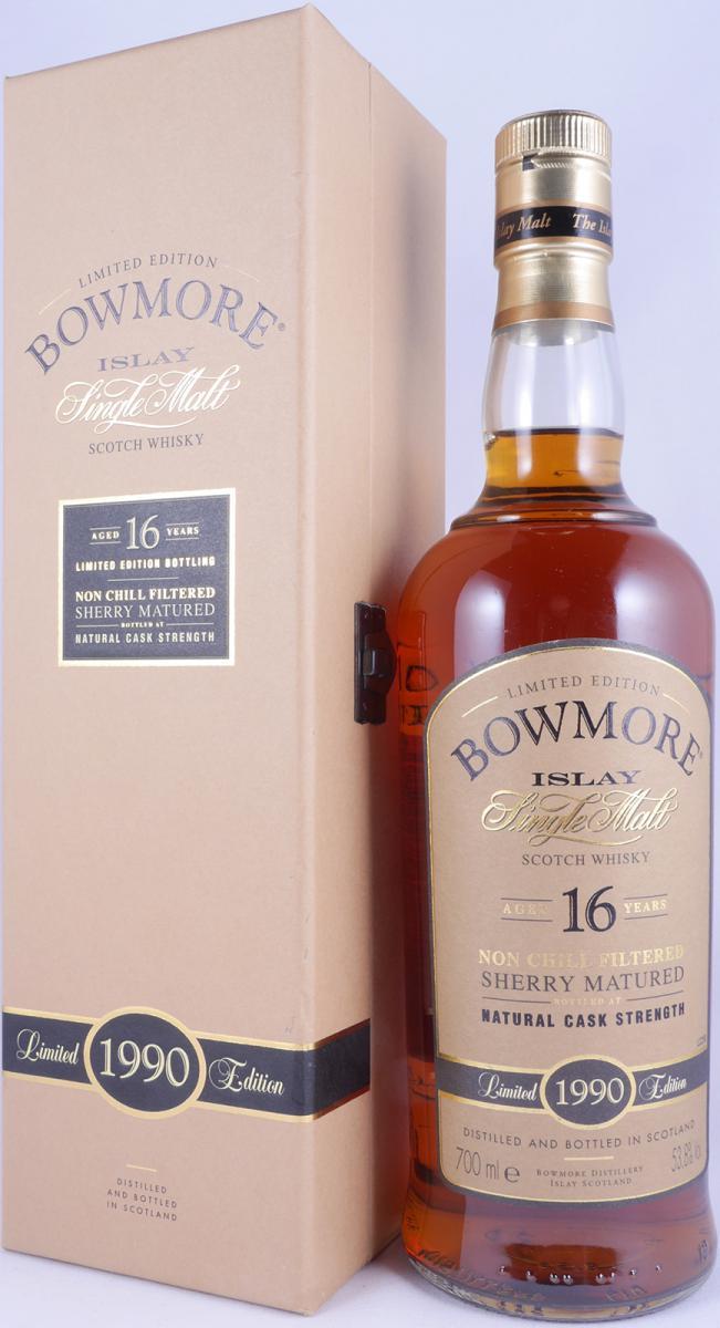 Bowmore 1990 Sherry Matured