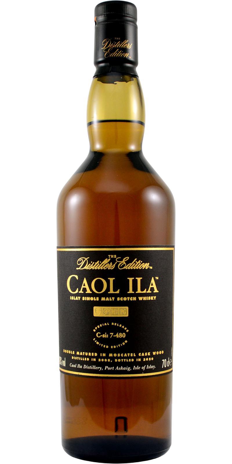 Caol Ila 2008