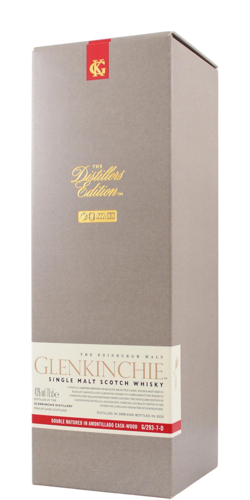 Glenkinchie 2008