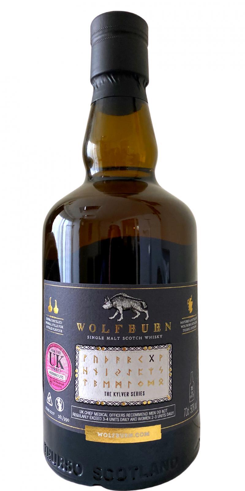 Wolfburn The Kylver Series - 7