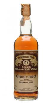 Glendronach 1955 GM