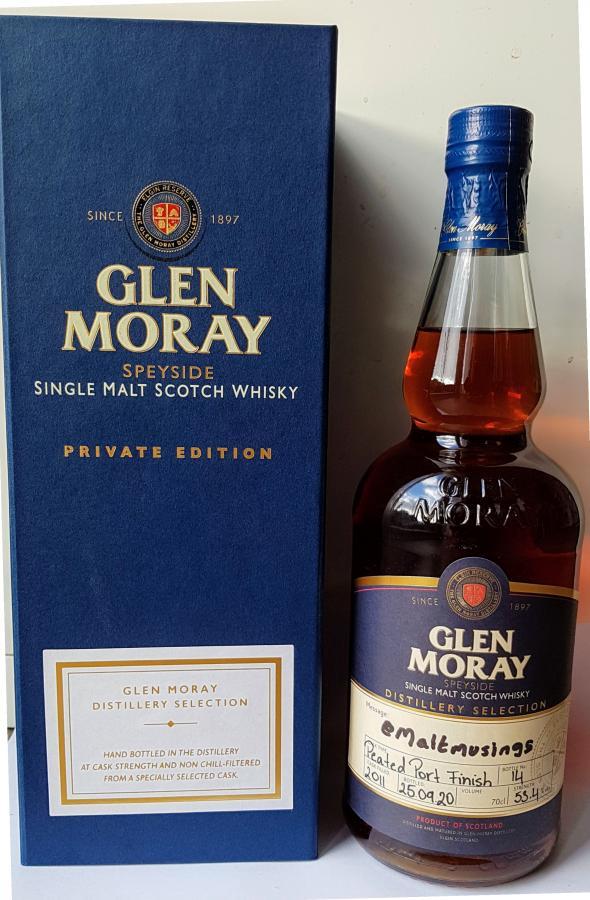 Glen Moray 2011