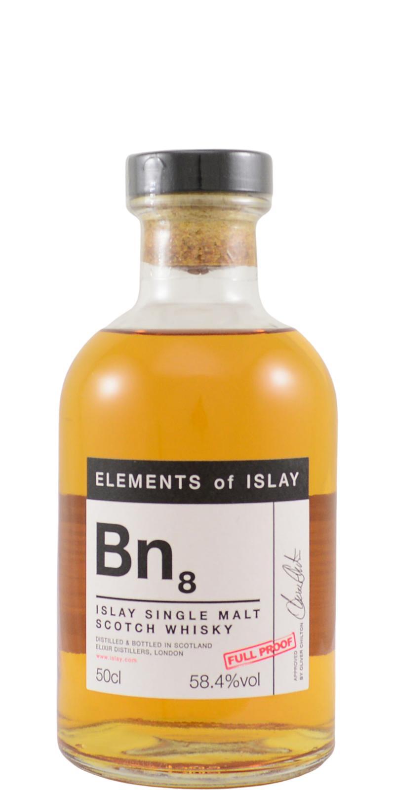 Bunnahabhain Bn8 ElD