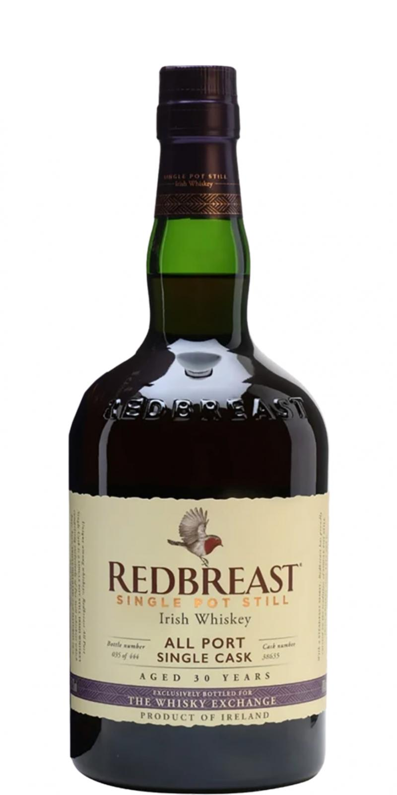 Redbreast 1989