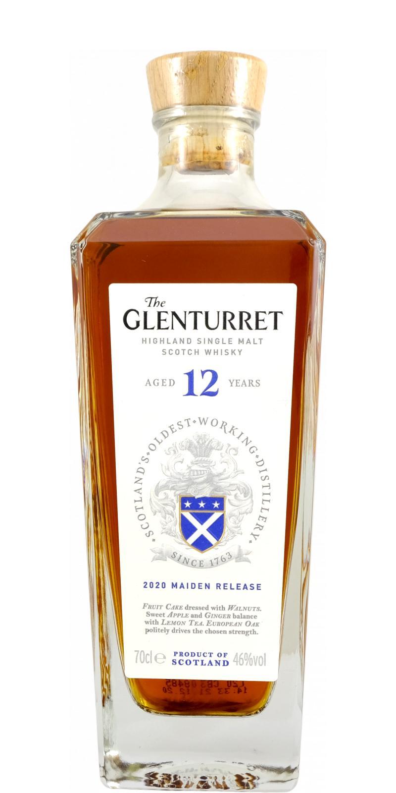 Glenturret 12-year-old