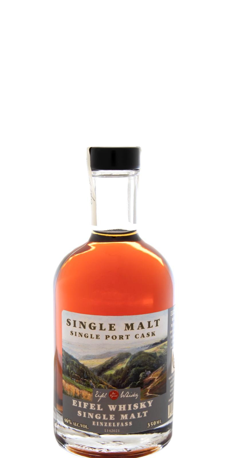 """Eifel Whisky 2013 Einzelfaß """"Single Malt"""""""