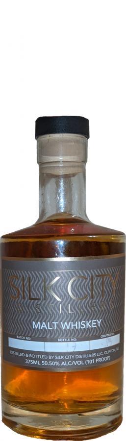Silk City Malt Whiskey