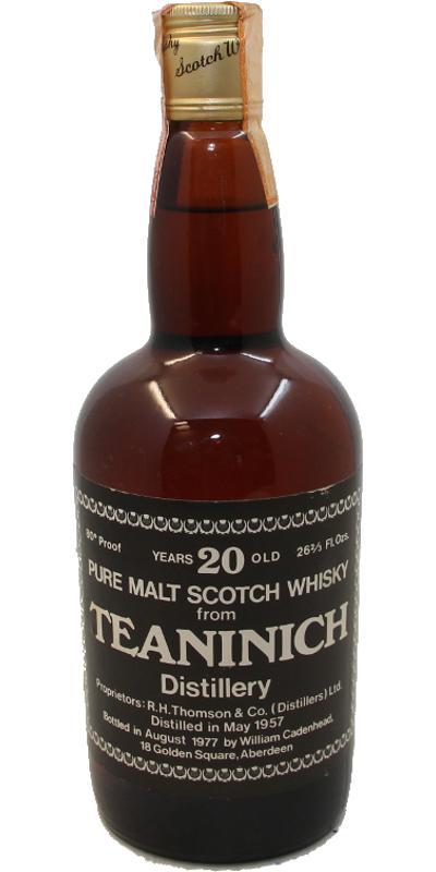 Teaninich 1957 CA