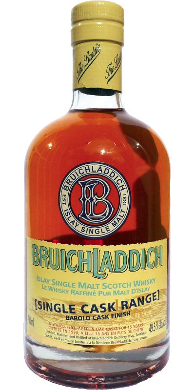 Bruichladdich 1993 Barolo